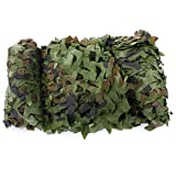 13ftx16.7ft Camouflage Netting Camping Hunting