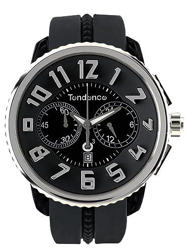 0915744b96e9 Tendence 02046013 - Reloj unisex de cuarzo