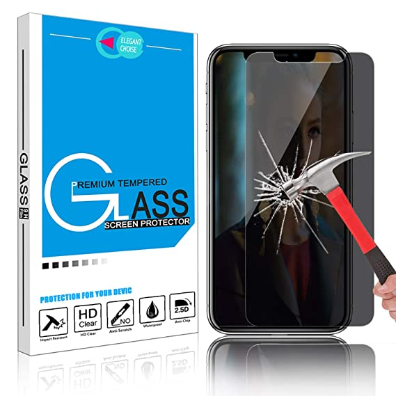 Giveaway iphone xs max screen protector full coverage no finger print