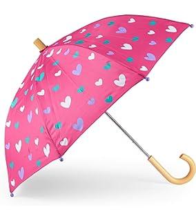 OMOTON Paraguas Niños, Paraguas Clásico, Cambia del Color de ...