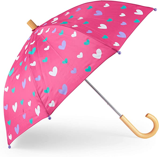 Hatley Girls' Printed Umbrellas