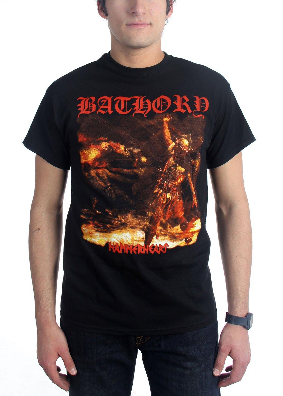 Bathory S Hammerheart Shirts