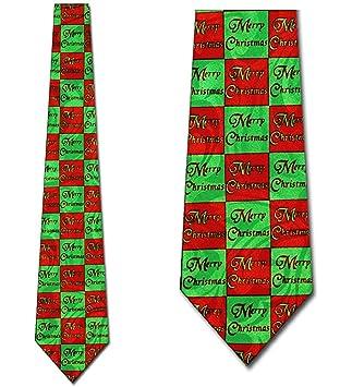 Hombres Corbata Corbata,Feliz Navidad Damas Corbata Corbata De ...