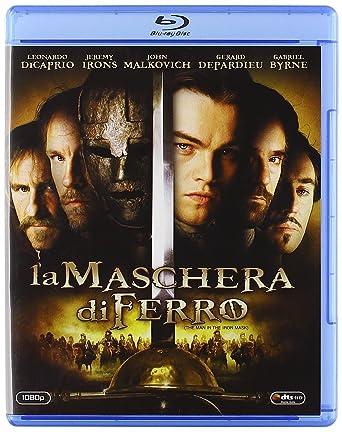 La Maschera Di Ferro [Italia] [Blu-ray]