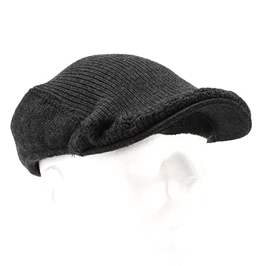 0d38b6c28a0 Van Heusen Gray Knit Ivy Cap for Men - One Size at Amazon Men s ...
