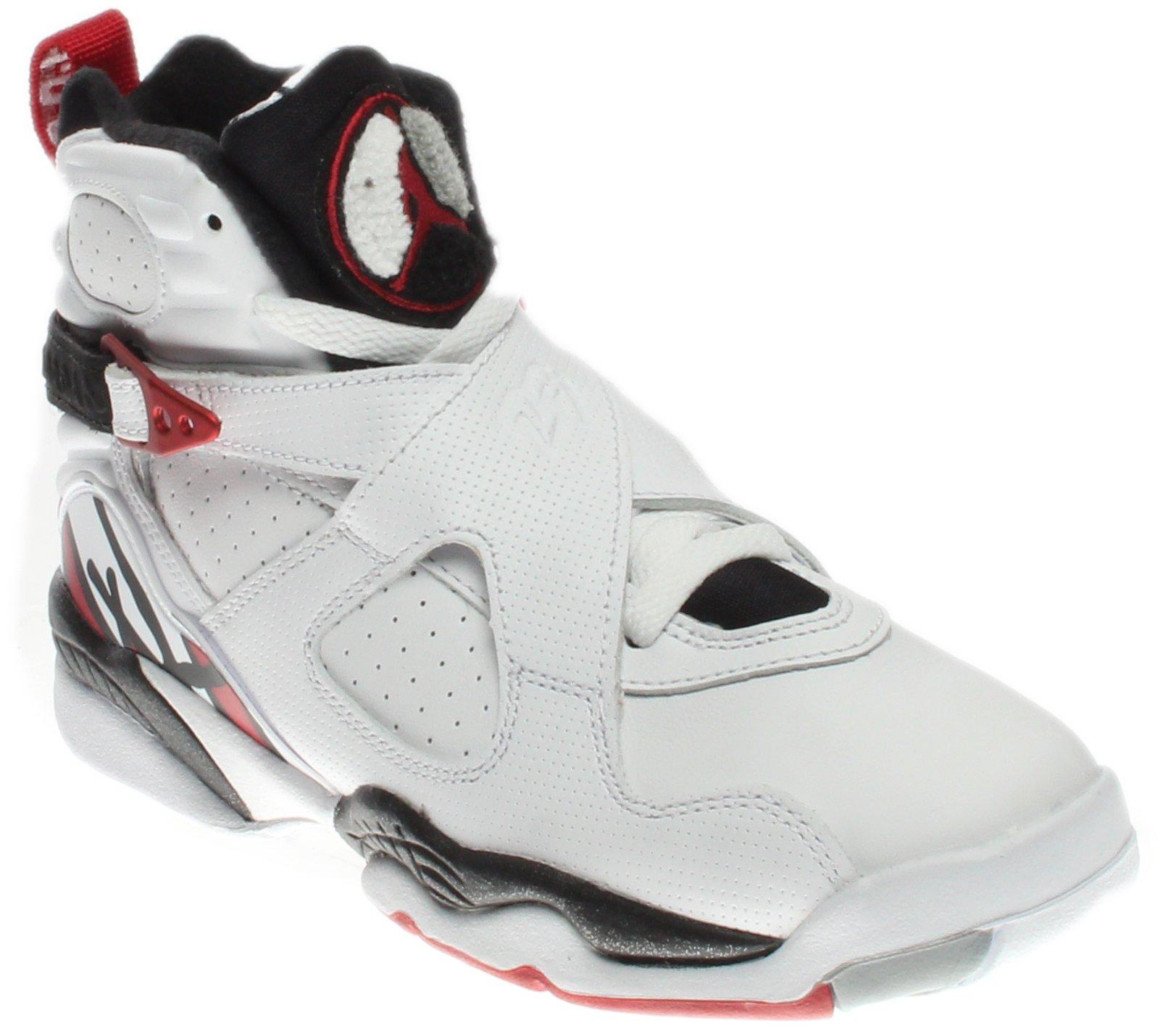 37 Bambino 8 Gym Grey Pelle Black Jordan Eu Alte Sneakers PERSxwtq