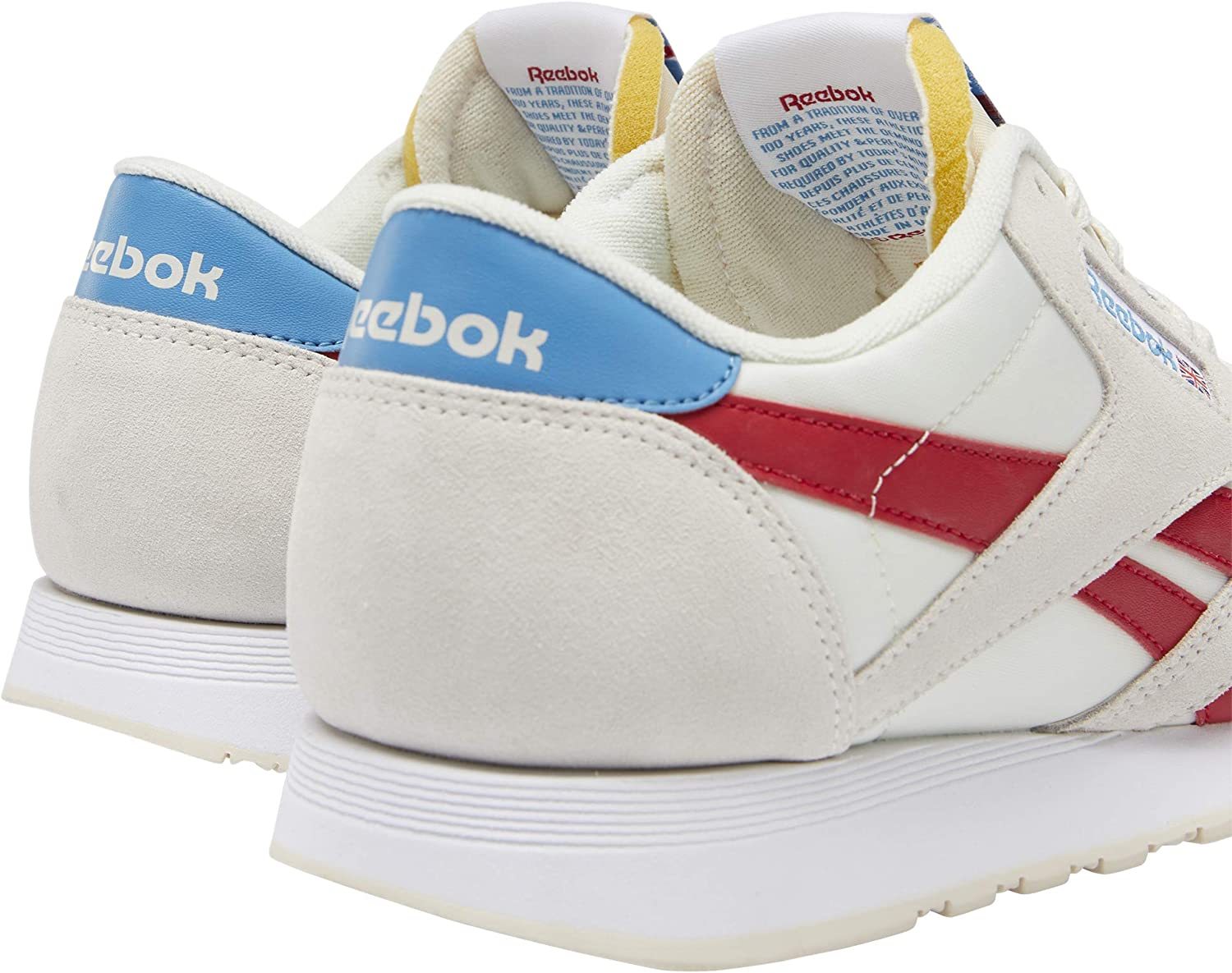 Reebok CL Nylon Chaussures: : Sports et Loisirs