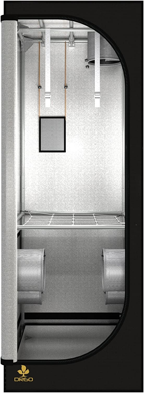 Armario de cultivo Secret Jardin Dark Room 60x60x170cm (DR60 V3.0)