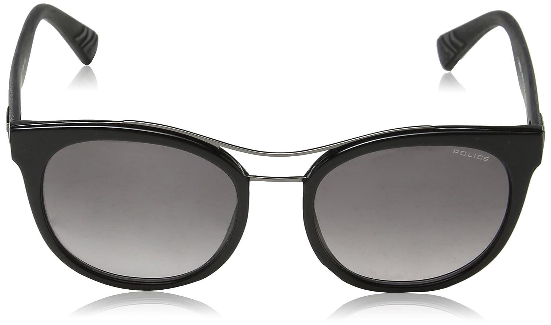 Police Sparkle 3, Gafas de Sol para Mujer, Negro (Shiny Black), 45: Amazon.es: Ropa y accesorios