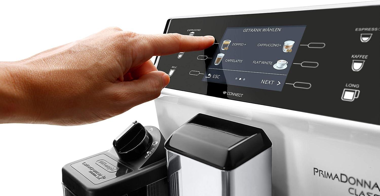 Die Latte Macchiato Maschine