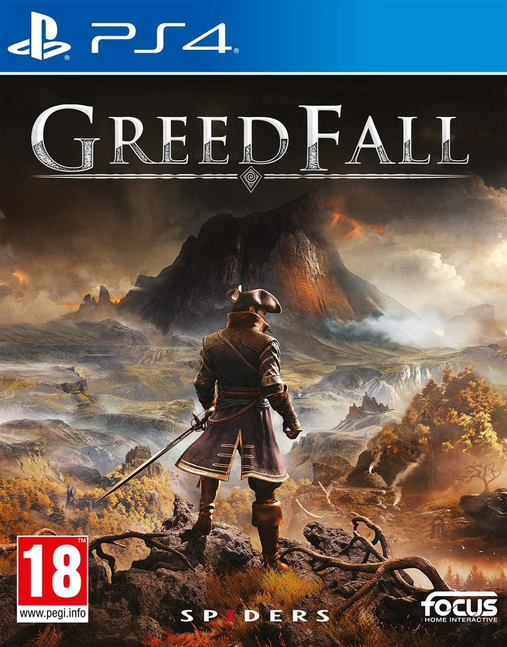 GreedFall (PS4) - [AT-PEGI] [Importación alemana]: Amazon.es: Videojuegos
