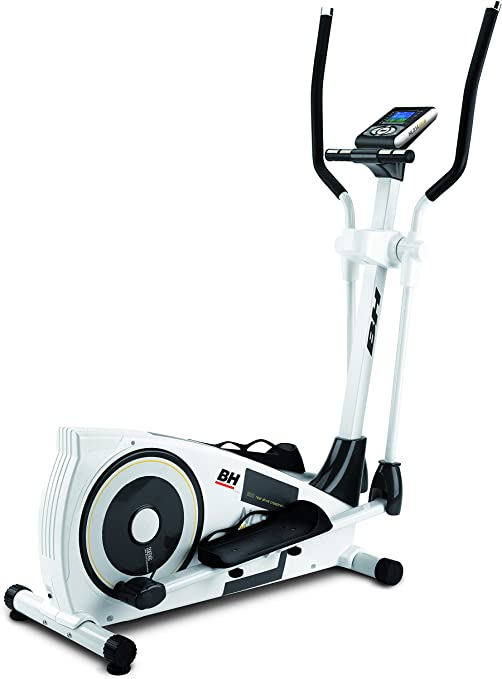 BH Fitness - Bicicleta elíptica g2355 nls14 Program Plus: Amazon ...