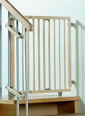 Bekannt Geuther - Schwenk- Treppenschutzgitter 2733, für Kinder, Hunde und GY43