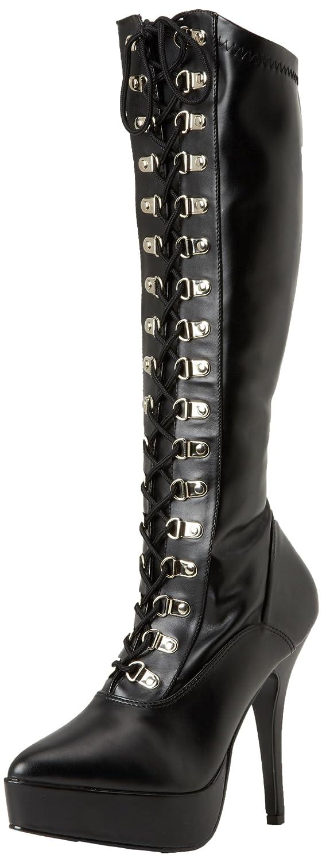 Devious Indulge-2024 - Sexy Fetisch Plateau High Heels Stiefel 36-48