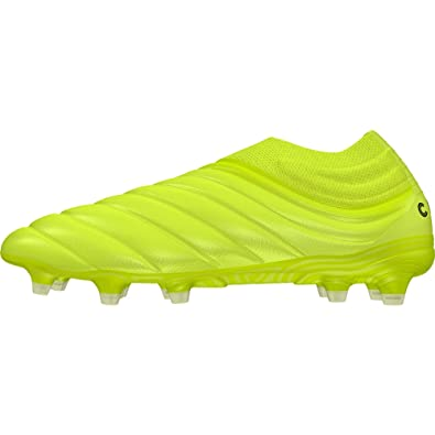 adidas Scarpe Calcio Copa 19+ FG Hard Wired Pack Giallo 46