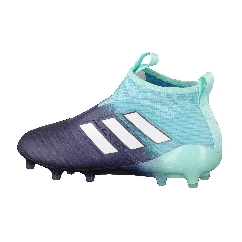 6b3644906 Ace 17+ Purecontrol FG Football Boots - Energy Aqua White Legend Ink - Size  7  Amazon.co.uk  Shoes   Bags