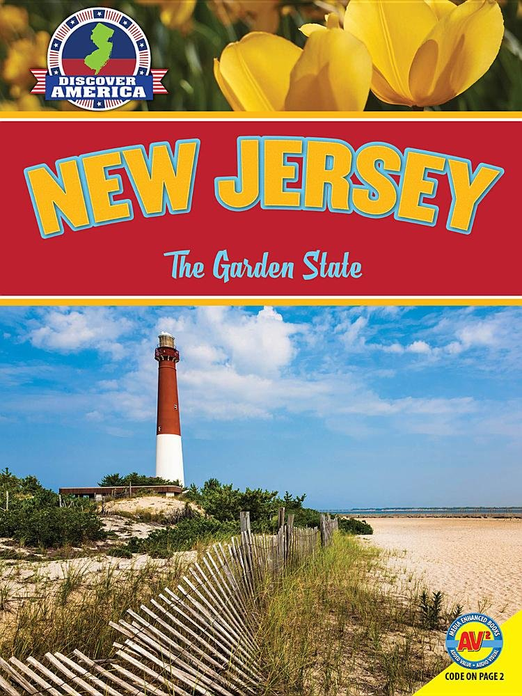 Read Online New Jersey (Discover America) pdf