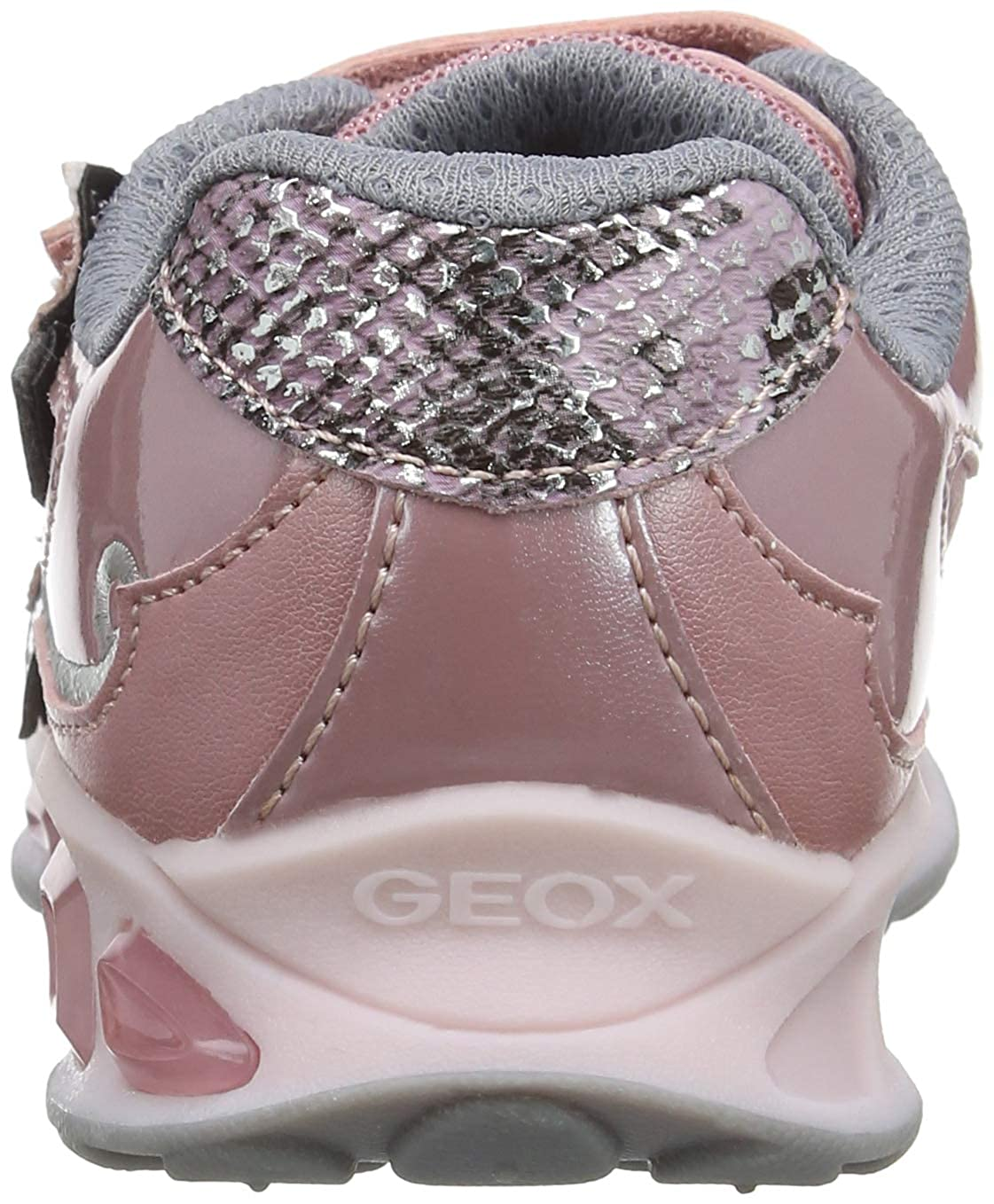 Geox J Shuttle A Baskets Basses Fille
