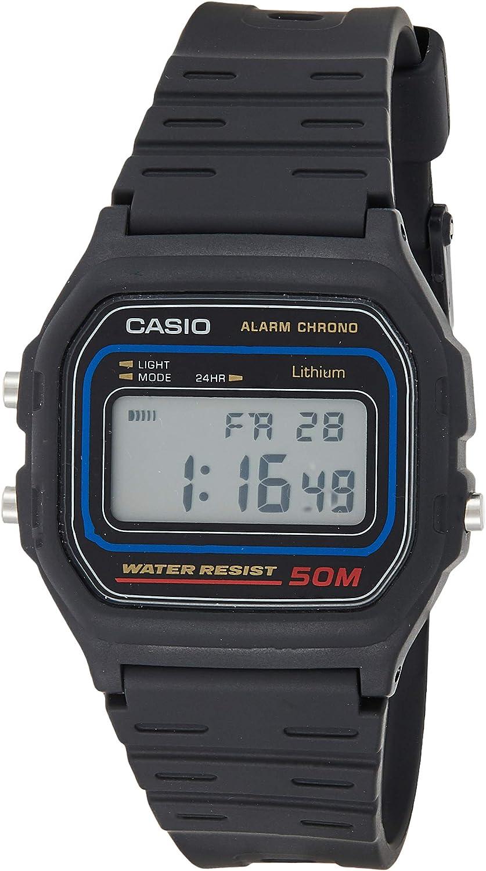 Montre Casio Collection W59 1V |