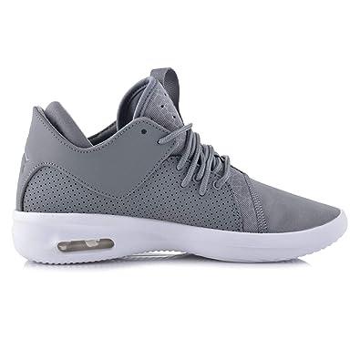 size 40 8362c c35f8 Nike Herren Air Jordan First Class BG Fitnessschuhe, Mehrfarbig Cool Grey-  003, 39