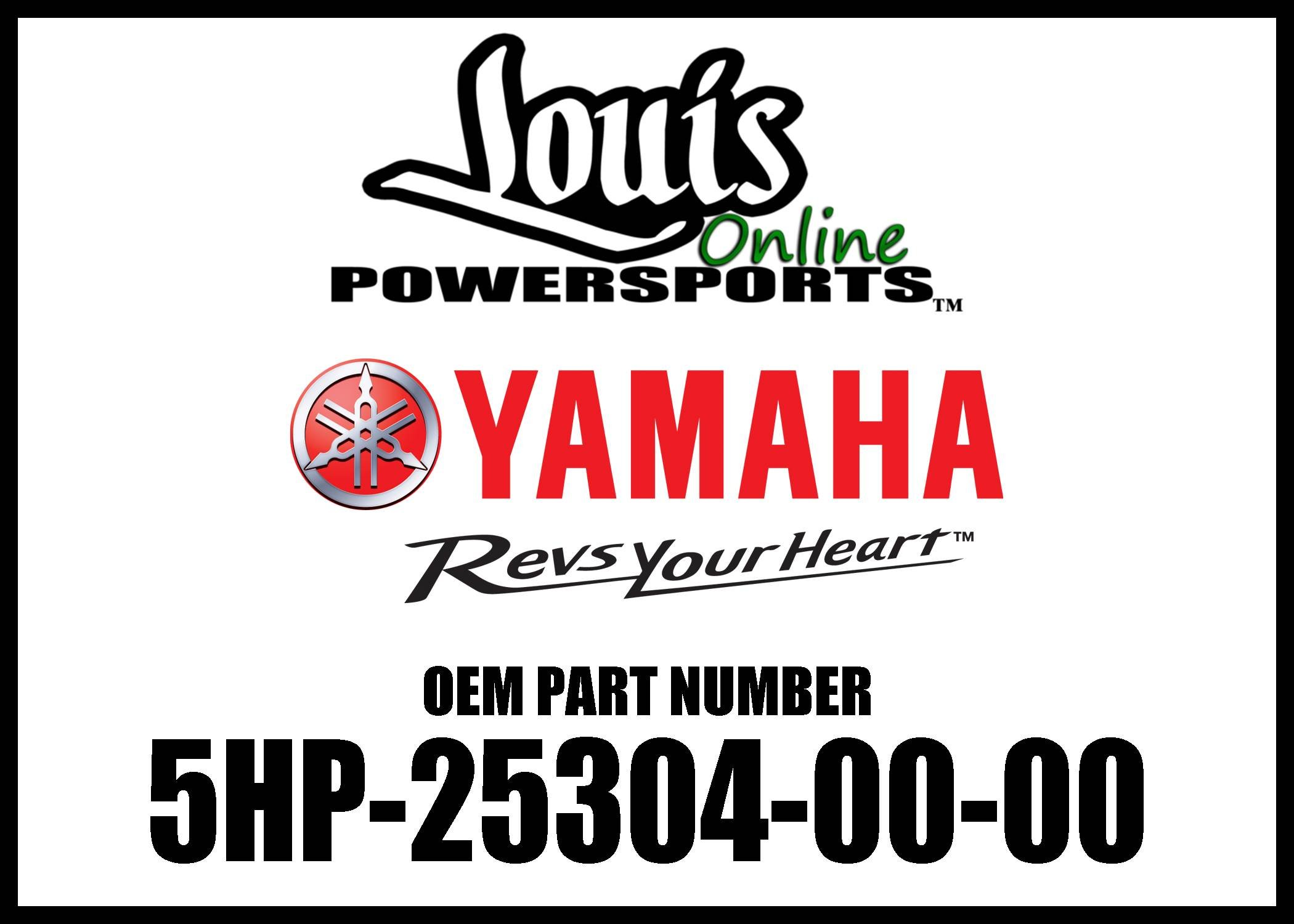 Yamaha 5HP253040000 Spoke Set