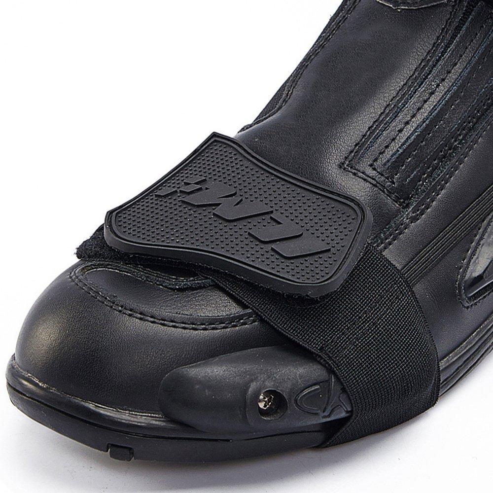 Coque de protection pour bottes de moto levier de vitesse 3 couleurs...