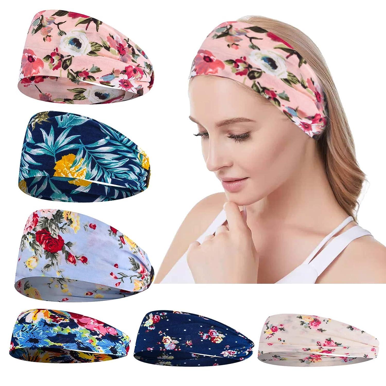 Boho style Bandana Headband Head Scarf