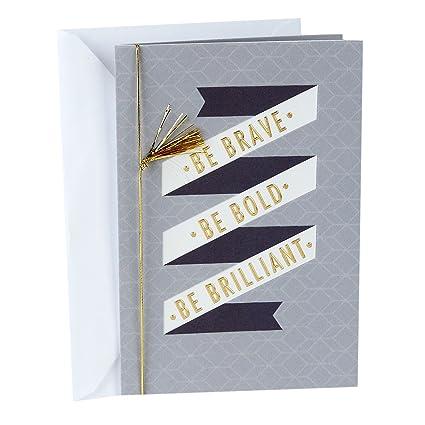 amazon com hallmark high school graduation greeting card your