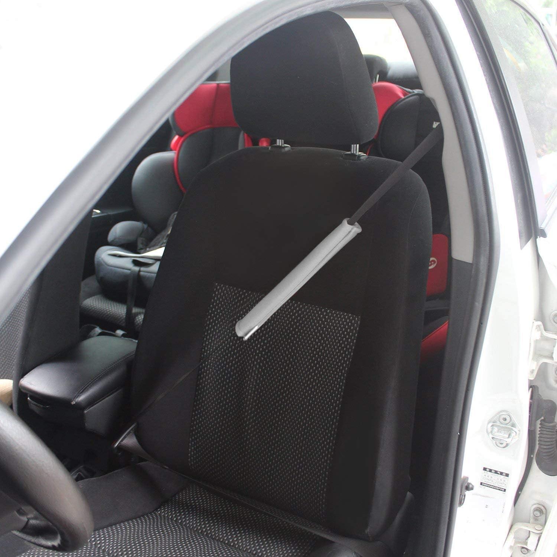 Autositzgurtpolster Abdeckungssatz 2er Pack Soft Car Safety Sicherheitsgurt Schulterpolster Für Erwachsene Und Kinder Auto