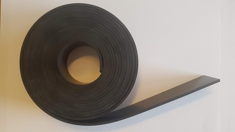 100cm, 40mm Breite 40mm L/änge w/ählbar Gummistreifen NR//SBR Dicke 3mm Gummiunterlage Gummileiste Unterleggummi