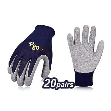 Vgo RB6032 - Guantes de trabajo para congelador (20 pares ...