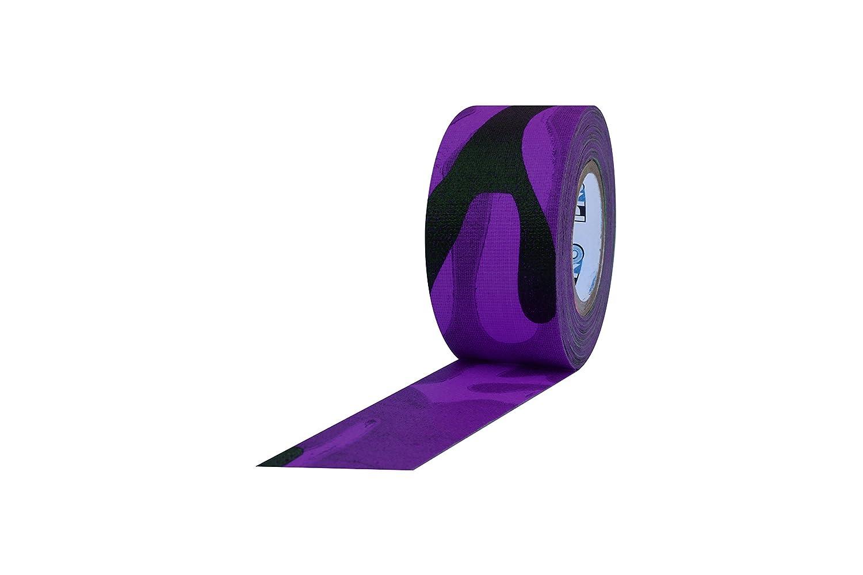 FL Blue on 1 ID Pro Core 24 mm x 5.4 m 6 yd ProTapes 001UPCCAMO16MFLBLU1 Pro Pocket Cool Camo Cloth Tape