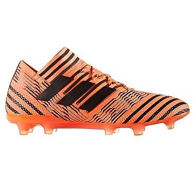 7a537698cc5e adidas Mens Nemeziz 17.1 FG Football Boots Lace Fastening  Amazon.co.uk   Shoes   Bags
