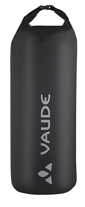 VAUDE Packsack Drybag Cordura Light, 20l - Saco de dormir impermeable, color gris