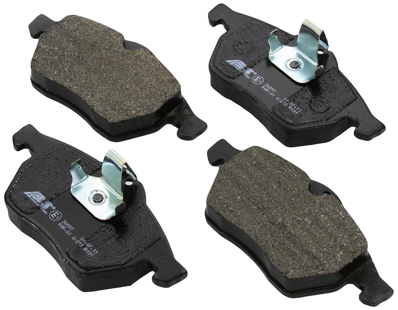 ABS 36897 Pastillas de Freno ABS All Brake Systems bv