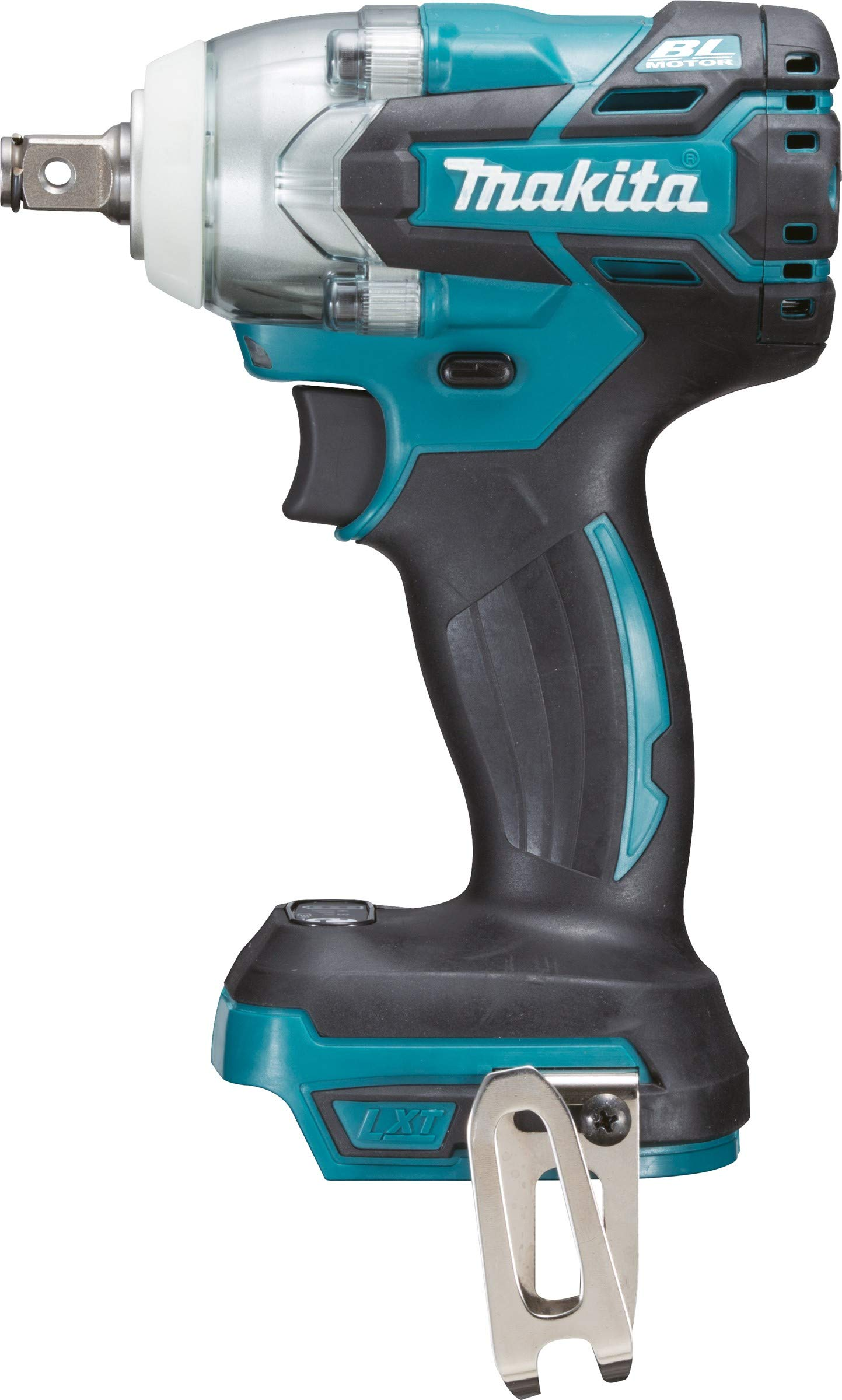 """Makita DTW285Z 18V LXT Brushless 1//2/"""" Impact Wrench 2 x 5.0Ah BL1850 Batteries"""