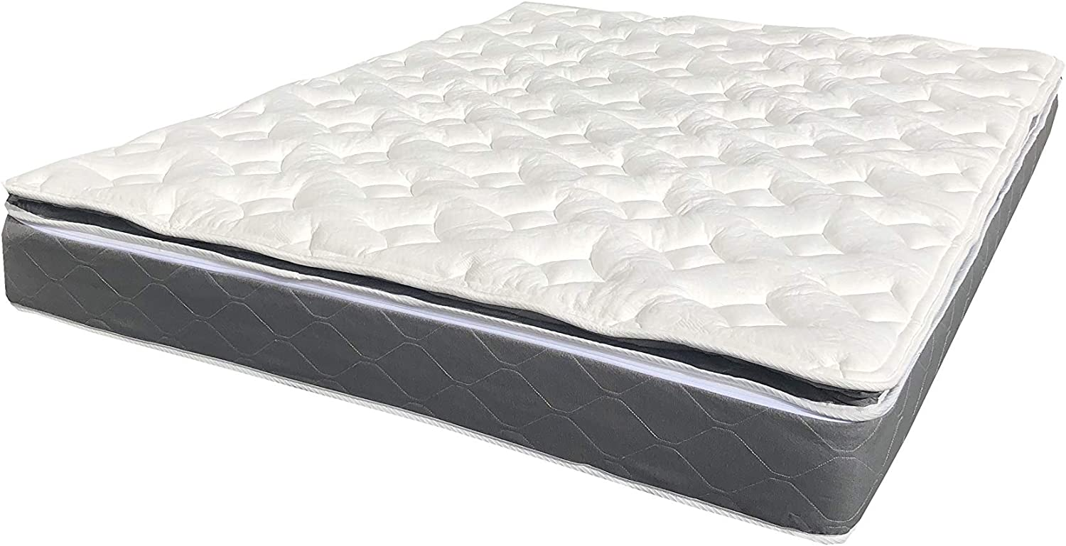 "MAGIC UNION Replacement California King Size (72"" x 84"") Pillow Top Cover Encasement (fits Sleep Number Beds)"