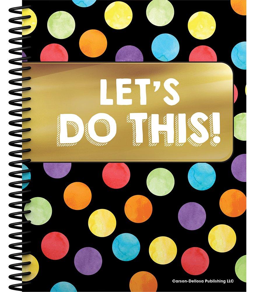 Carson-Dellosa Celebrate Learning Teacher Plan Book by Carson-Dellosa