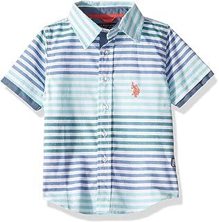fe0b774c42b2c Amazon.com  U.S. Polo Assn. Boys  Classic Polo Shirt  Polo Shirts ...