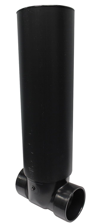 Canplas 123287 ABS喰いバルブwith 16インチアクセススリーブとABS蓋、3-inch B00CBIQCAQ