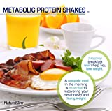 NaturalSlim Meal Replacement Whey Protein
