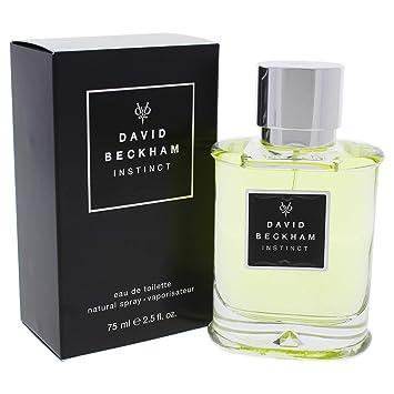 David Beckham Instinct Edt Spray For Men 25 Ounce