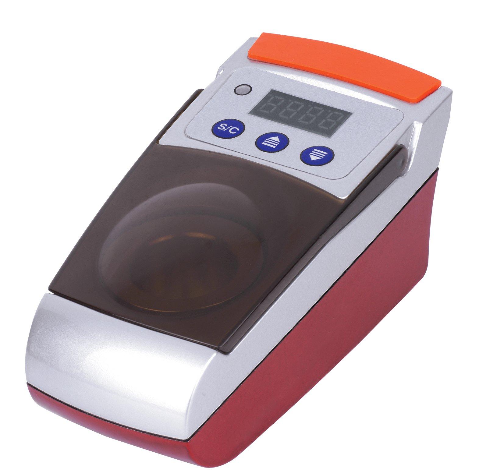 SDent® Portable Wax Heater Pot LED Display Wax Melting Dipping Pot Dental Lab FREE SHIPPING