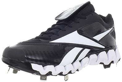 Zig Zapatos De Béisbol De Metal Bajo Cooperstown Reebok Hombres aHYCiGk
