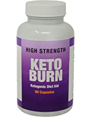 Keto Burn Ketogenic Diet Aid Appetite Suppressant Weight Loss Slimming Pills 90 Capsules Per Pot (1)