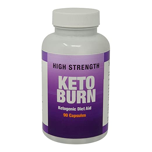 KetoBurn Comprimidos Dieta Keto Pérdida De Peso Avanzada 90 Cápsulas Supresoras Del Apetito Para Régimen Cetogénico