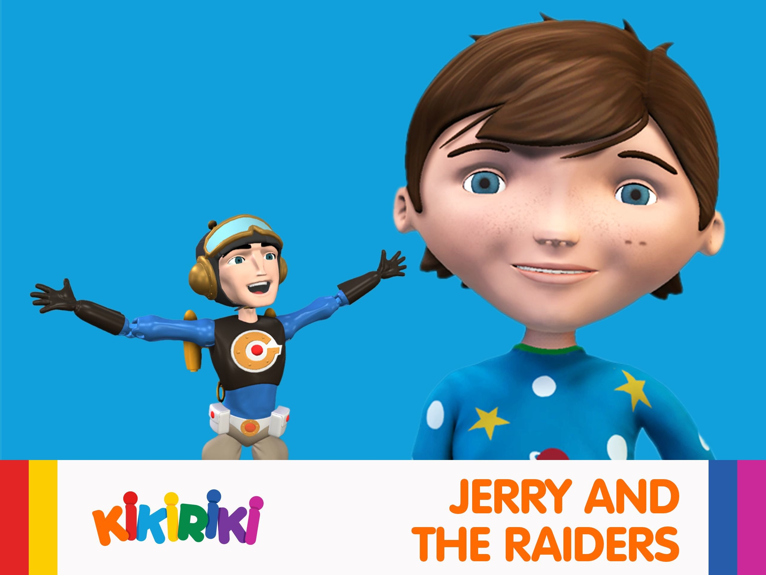 Amazoncom Watch Jerry And The Raiders Prime Video