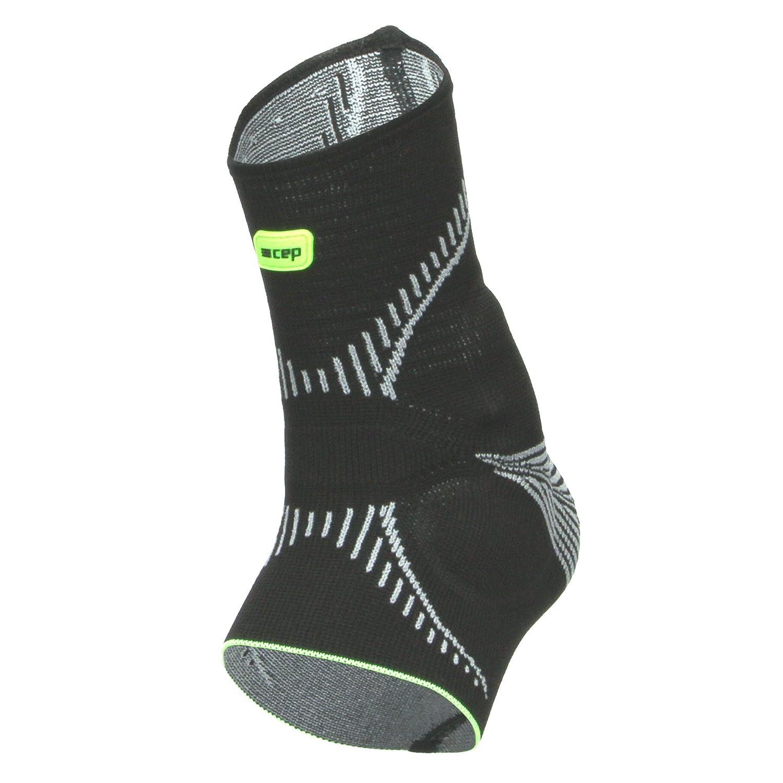 CEP Unisex Ortho+ Ankle Brace (Black/Green) V [並行輸入品]   B01N0QDSJY