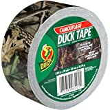 Duck Brand Printed Duck Duct Tape Patterns: 1.88 in. x 60 ft. (Hardwood Camouflage)