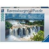 Ravensburger - Las Cataratas del Iguazú Brasil, rompecabezas de 2000 piezas (166077)